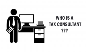 Who is a Tax Consultant